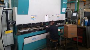 Piegatrice CNC