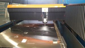 Taglio laser platino